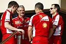 Ferrari: Újra két erős versenyzőnk van Vettel és Räikkönen személyében!