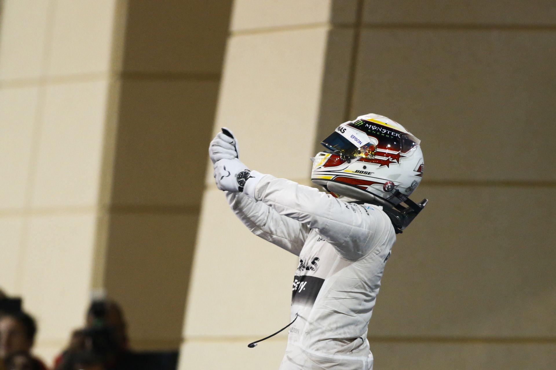 Hamilton: Erősebbnek érzem magam, mint valaha