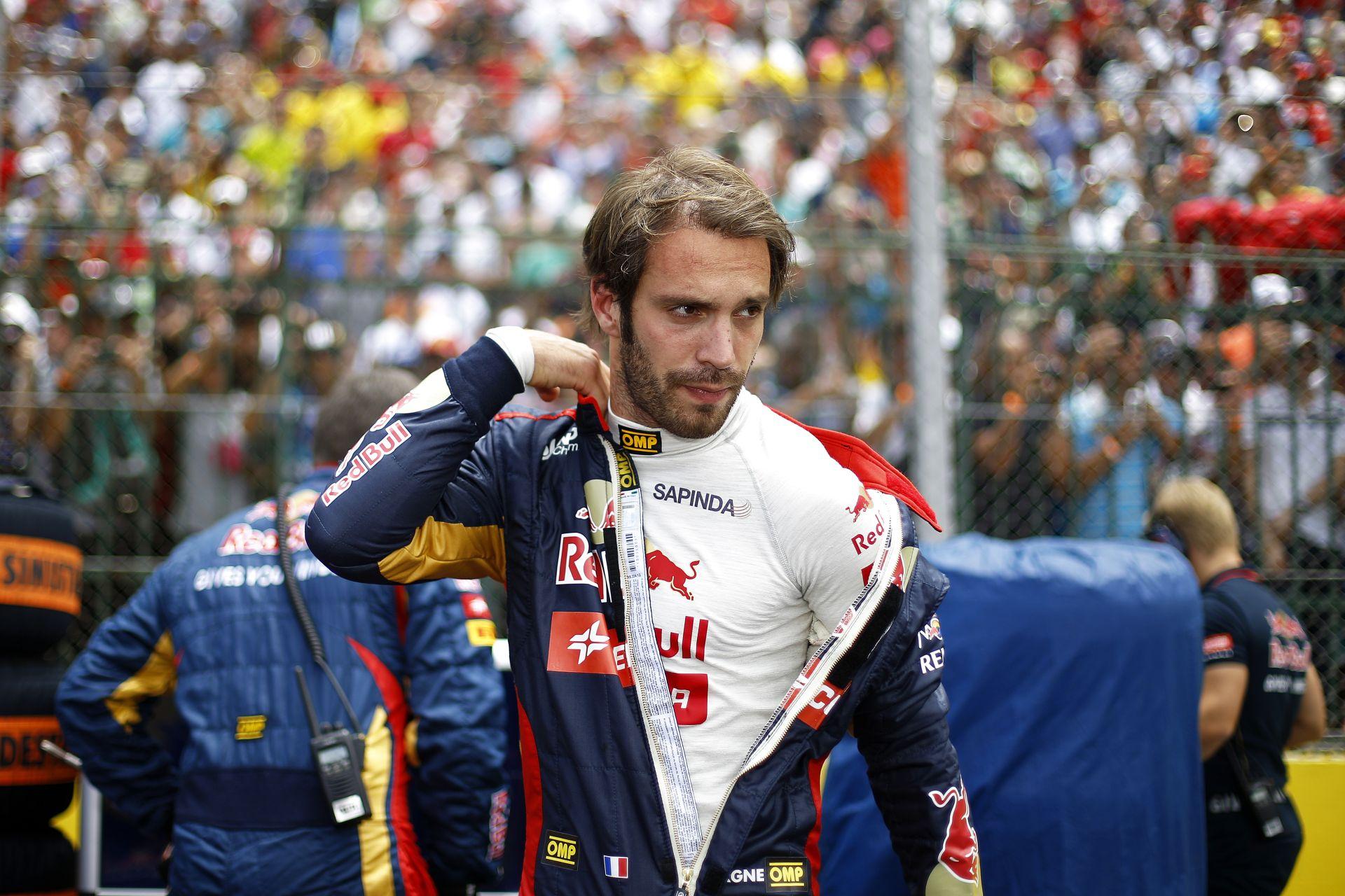 Jean-Eric Vergne, születésnapos ex-F1-es