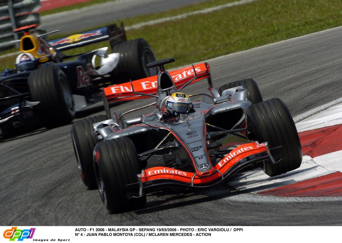 Montoya három és fél kört adott volna Vettelnek Malajziában