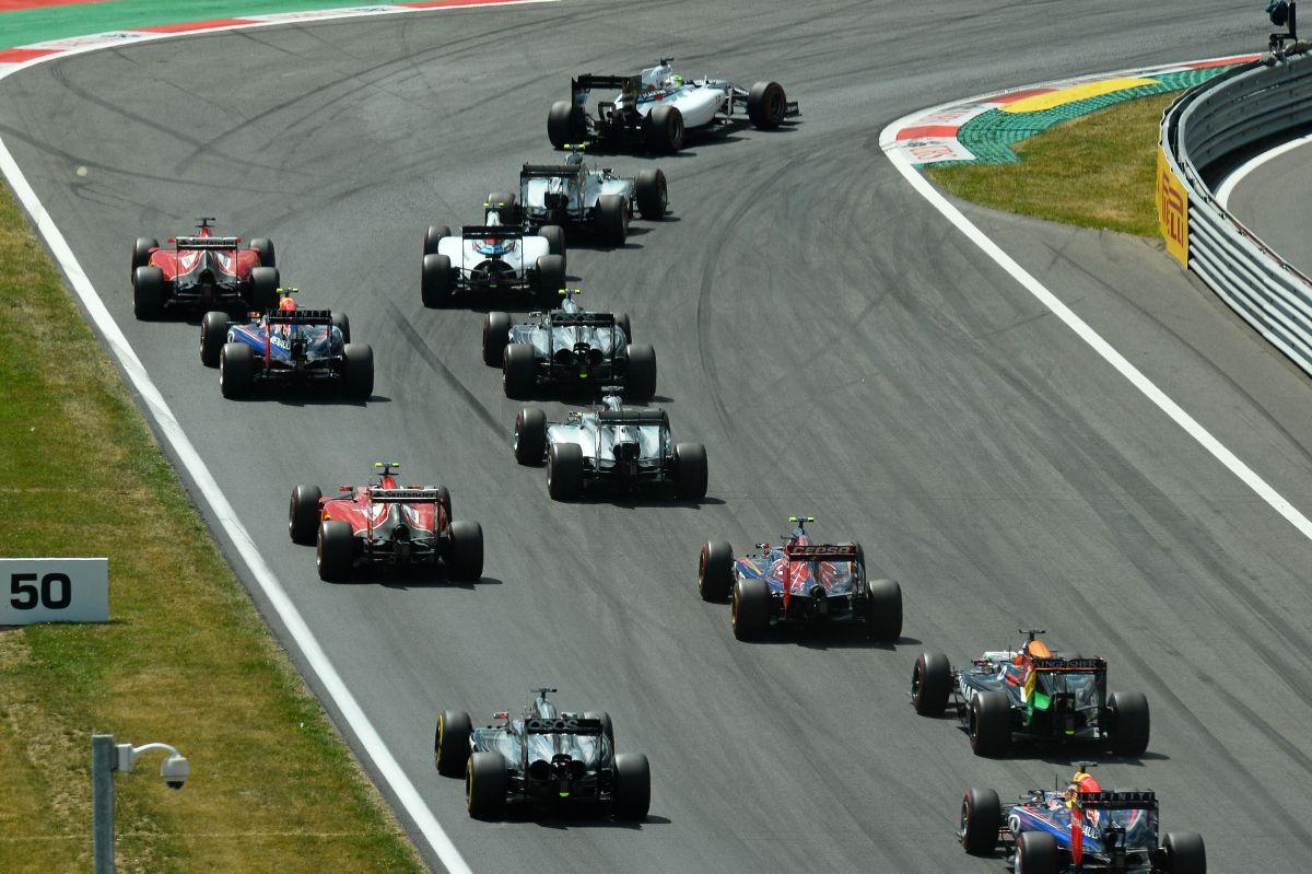 Ecclestone elégedett: addig lesz Osztrák GP, amíg Mateschitz szeretné