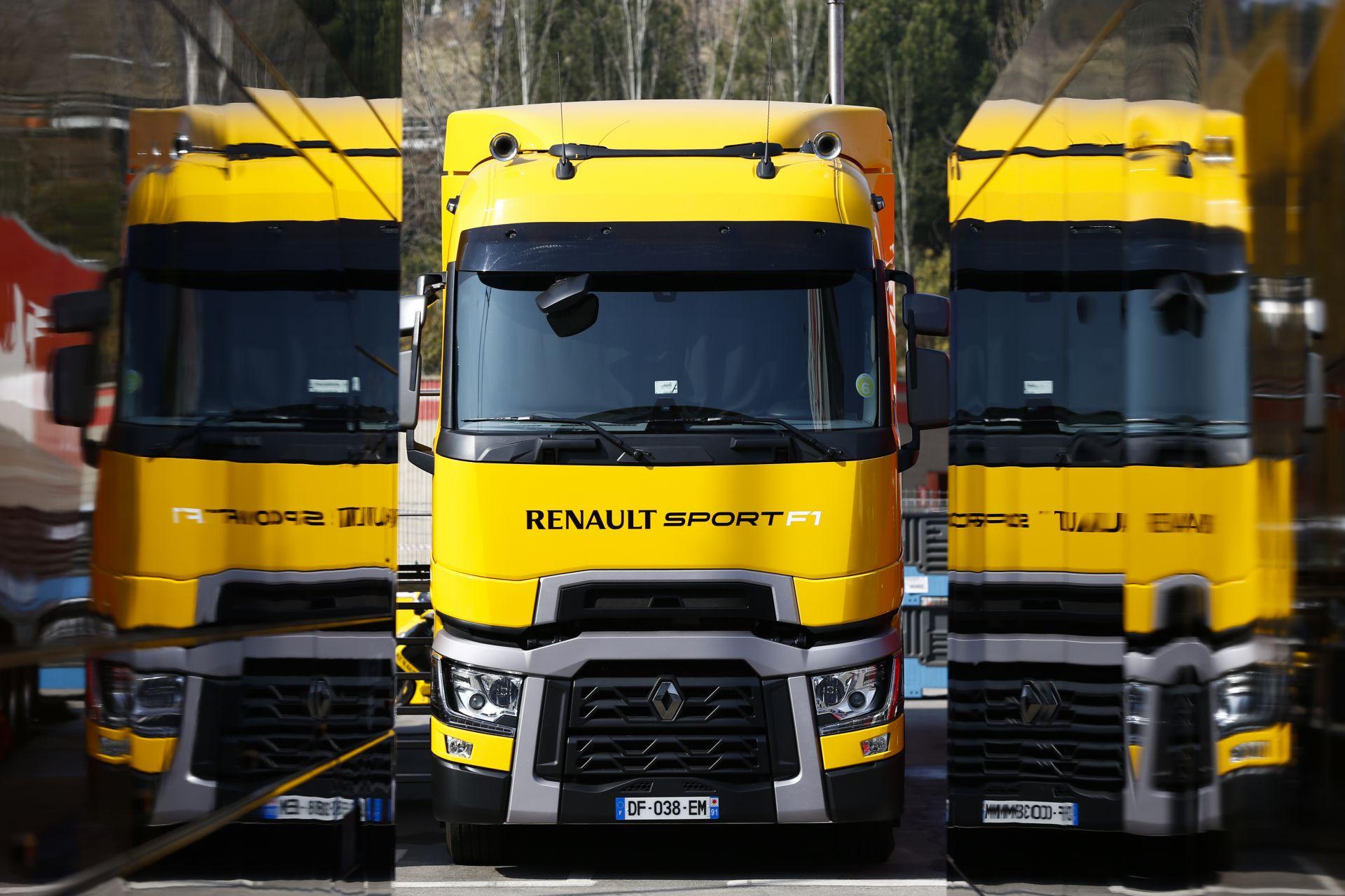 Erősebb és vezethetőbb motort ígér a Renault a Forma-1-ben: Mire megy ezzel a Red Bull és a Toro Rosso?