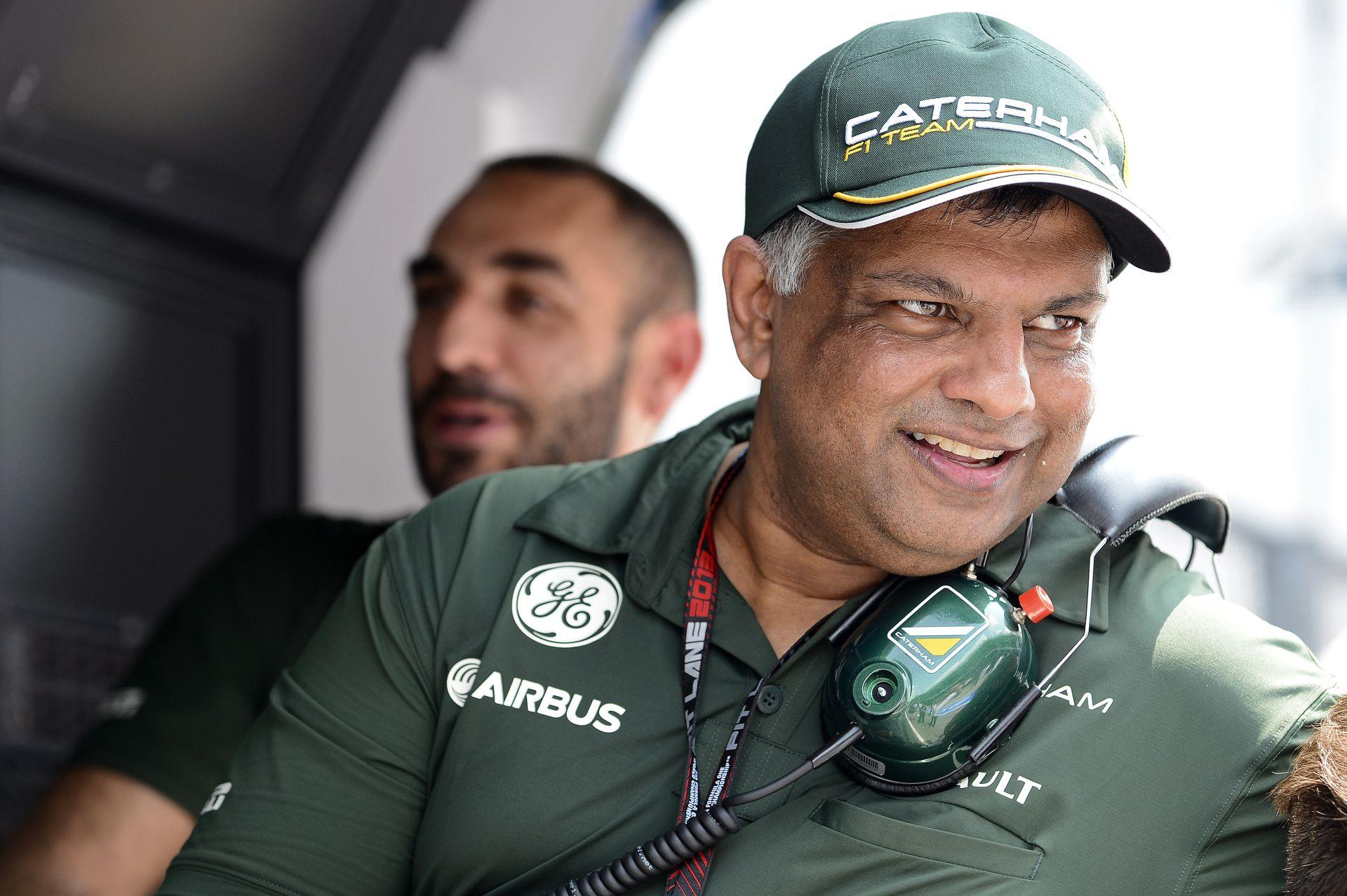 Fernandes kiszáll a Forma-1-ből: Új tulajdonos a Caterham csapatnál