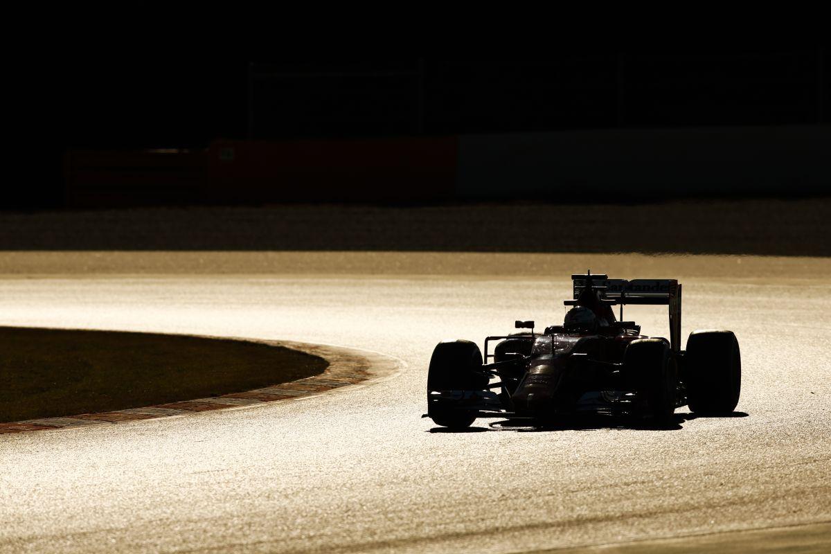 Minden azon múlik, mennyire erős a Mercedes, Ferrari mint második erő?