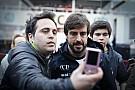 Alonso enyhén szólva is tagadta a sokkoló pletykákat
