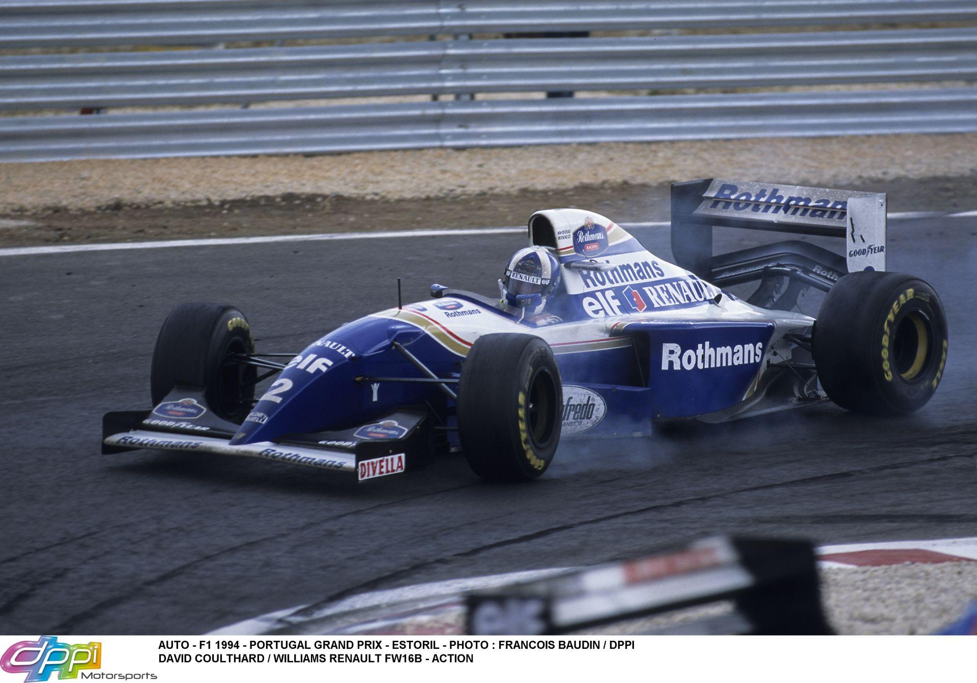 Coulthard: Ha egy másik napon történik a baleset, Senna még ma is élhetne