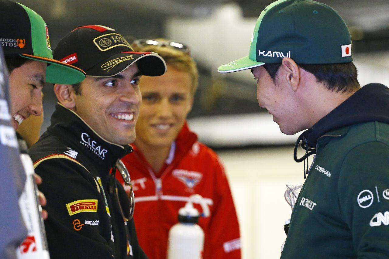 Maldonado: a Lotus nincs elveszve, csak az új formula miatt estek vissza