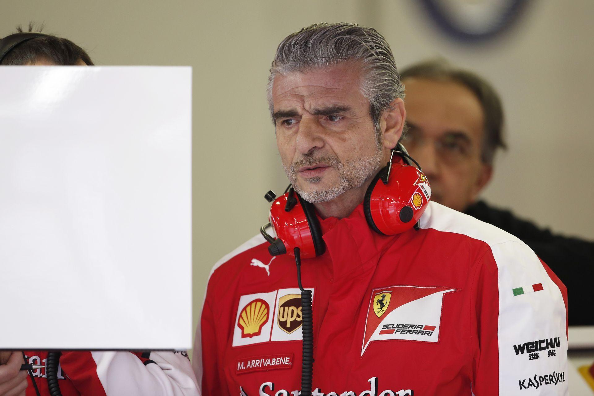"""Ferrari: """"A csapatszellem akár 3-4 tizedet is hozhat"""""""