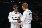 Rosberg nem akar örök második maradni Hamilton mögött
