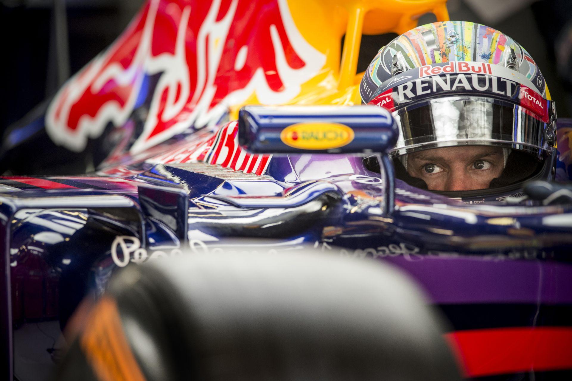 """Illegális elem Vettel autóján? Videón a flexibilis """"szárny"""" (frissítve)"""