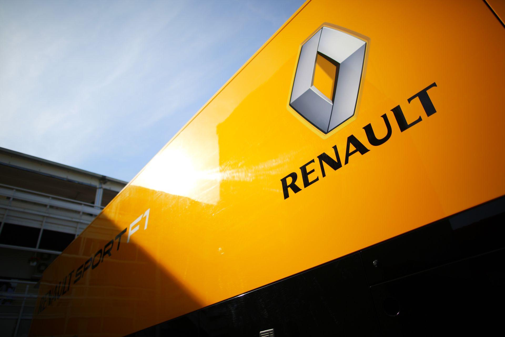 Jó hír a Red Bull rajongóinak: 90%-os állapotban van a Renault!