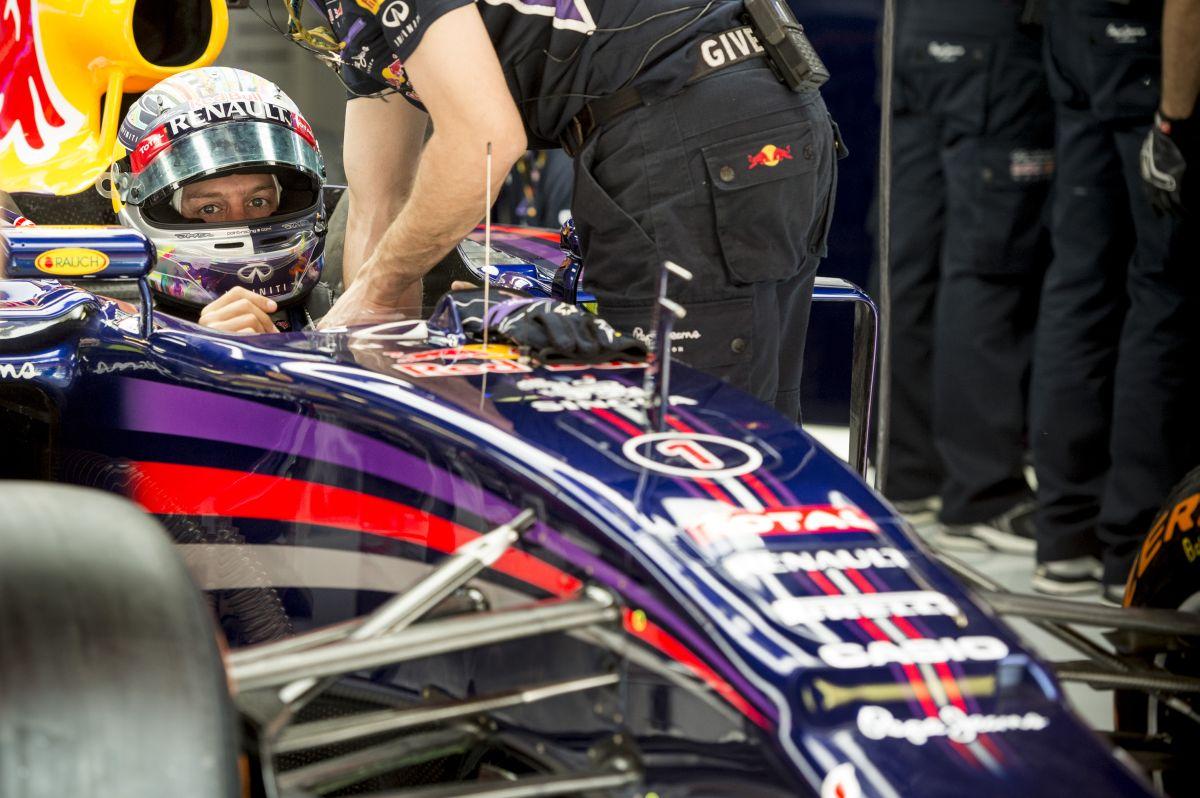 Vettel új kasztnit fog kapni az év folyamán: ez már tényleg nullkilométeres lesz