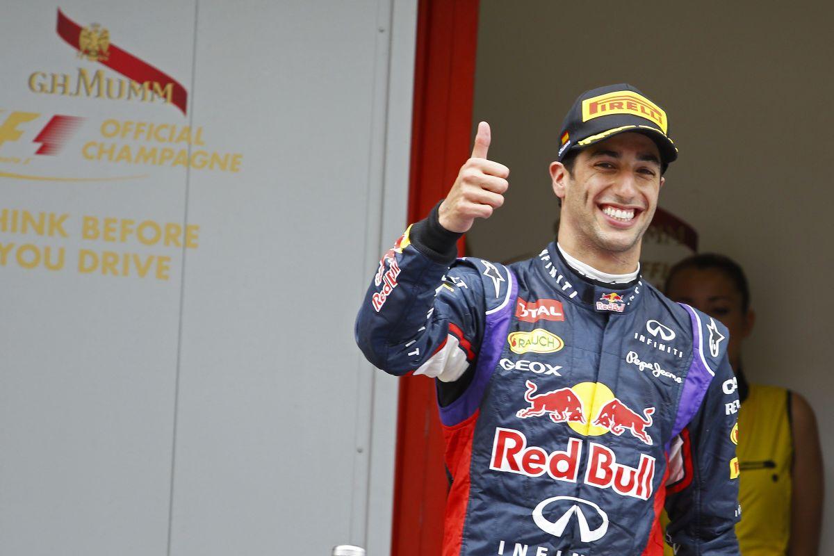 Ricciardo mindig felrúgja Monacóban, amit előtte megfogad: ez cool lesz!