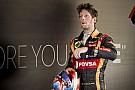 Grosjean óvatos gázpedálkezelést tanácsol, Maldonado szorosabb versenyzést akar