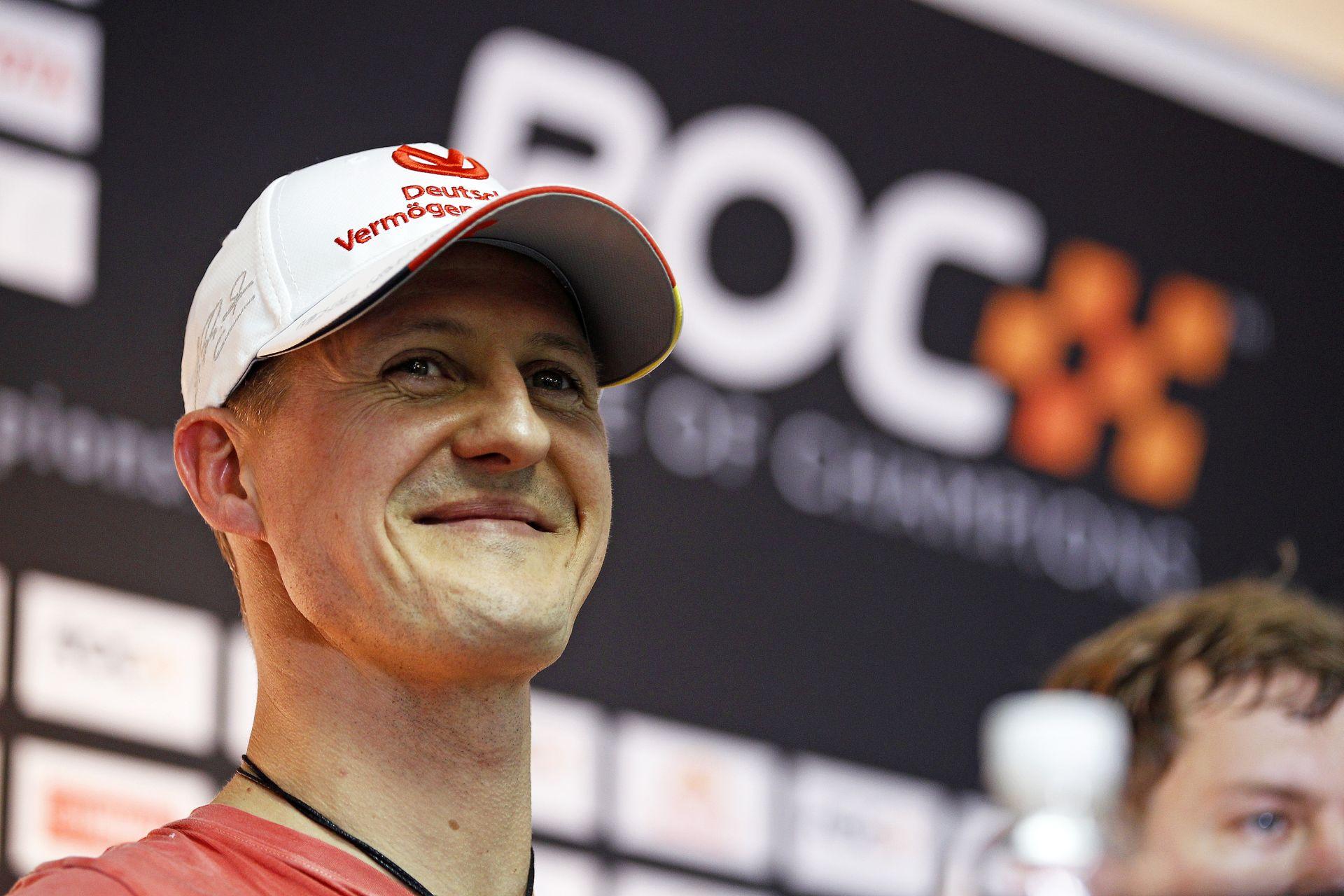Pilóták és lóvé: Michael Schumacher a leggazdagabb