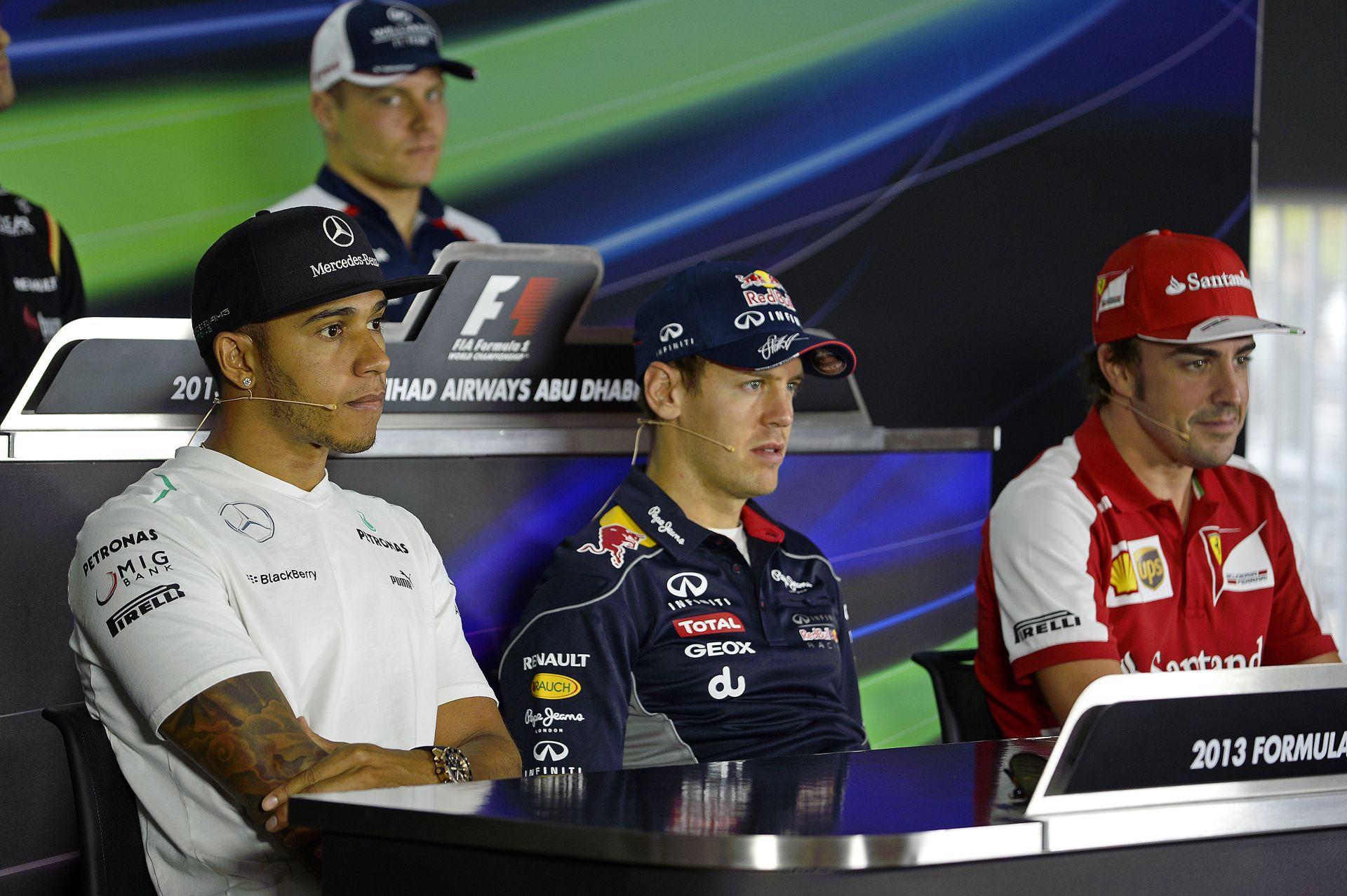 Levezető kör: Mindig van kifogás arra, ha Vettel jól teljesít! Alonso és Hamilton a legjobb!
