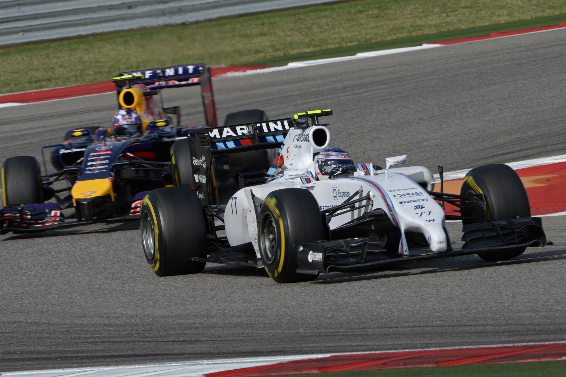 Smedley: Nem kezdünk el nyafogni és sopánkodni, mert a Mercedes gyorsabb