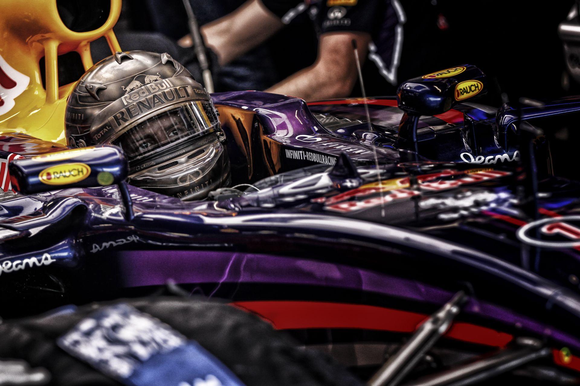 Vettel alatt ismét akadozott a Red Bull, ami miatt sokat bukott Monacóban