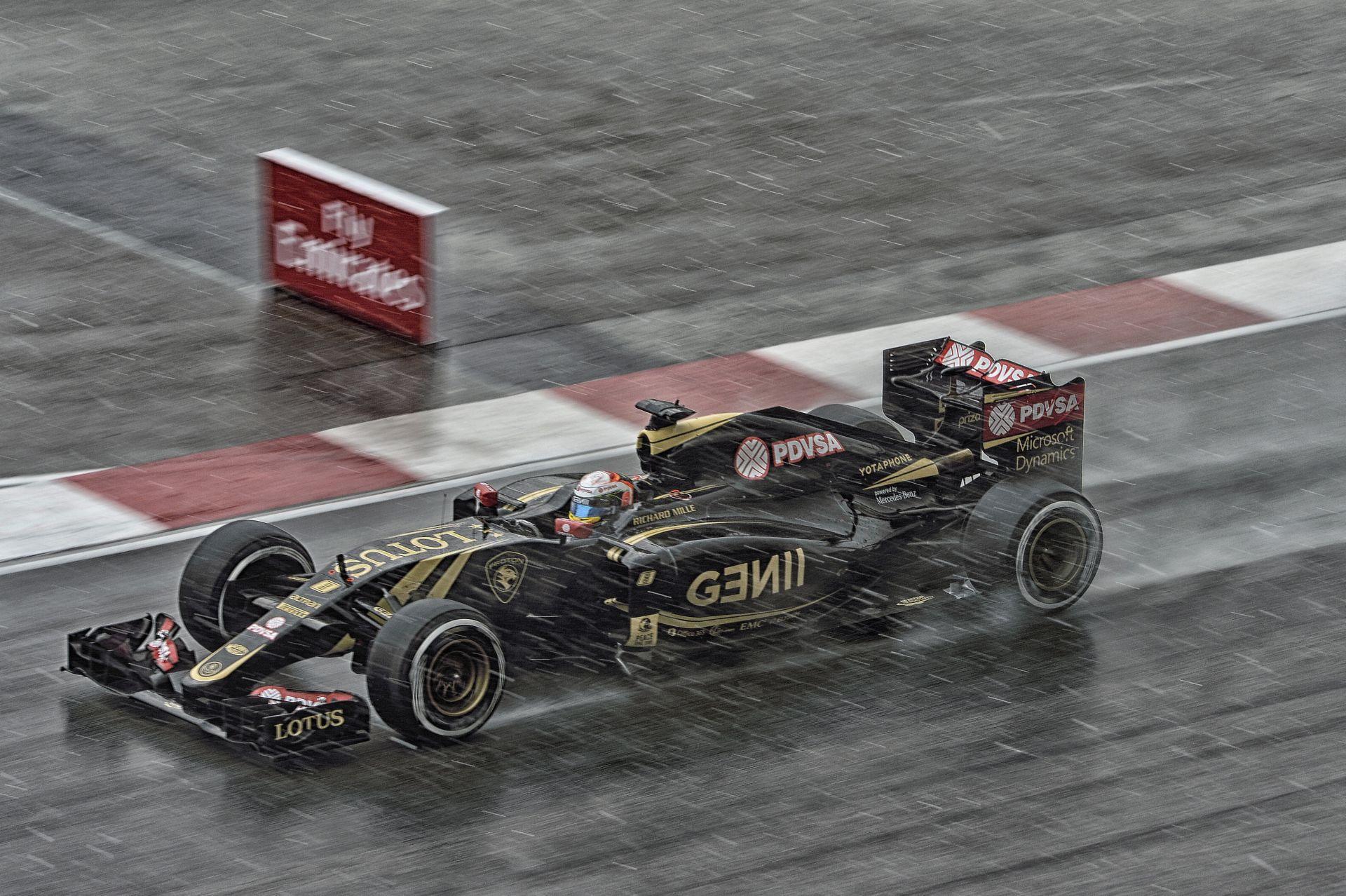 Lotus: Nehéz verseny lesz, de pontokat akarunk gyűjteni!