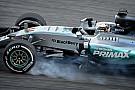 Hamilton Q3-as köre Malajziából: Minden körülmények között gyors a Mercedes