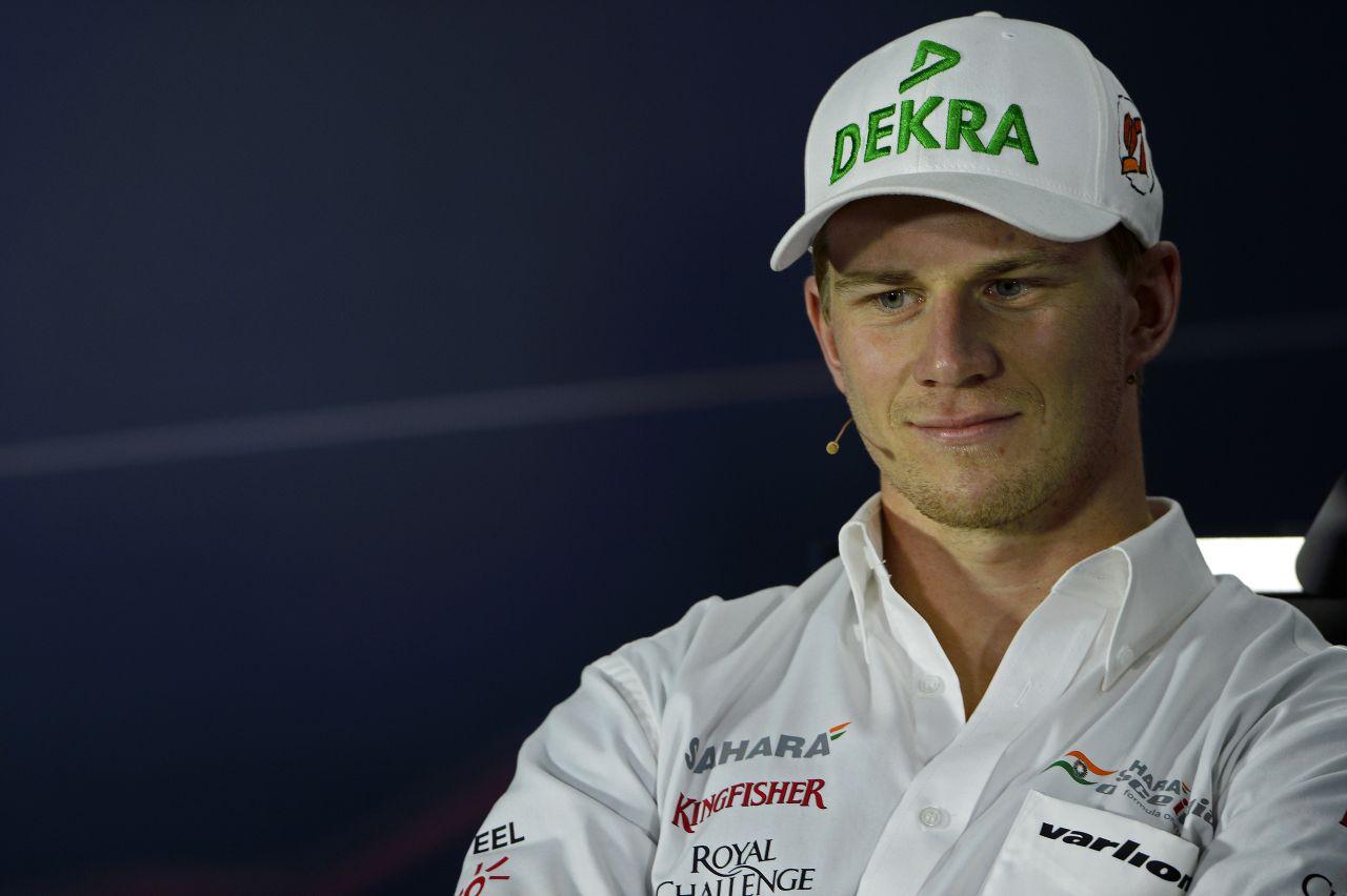 Hülkenberg egyszer végre Alonso előtt maradna: a végsebességben jobb a Force India