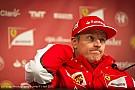 Raikkonen akkor marad jövőre is, ha jól megy a Ferrari