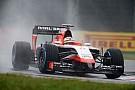 A Marussia nem kapott engedélyt arra, hogy a 2014-es autójával versenyezzen idén