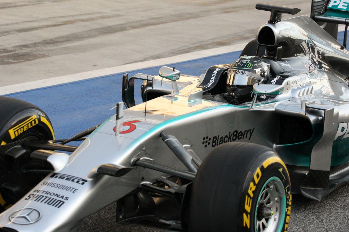 Rosberg: Hamilton? Nem ő a legjobb barátom!