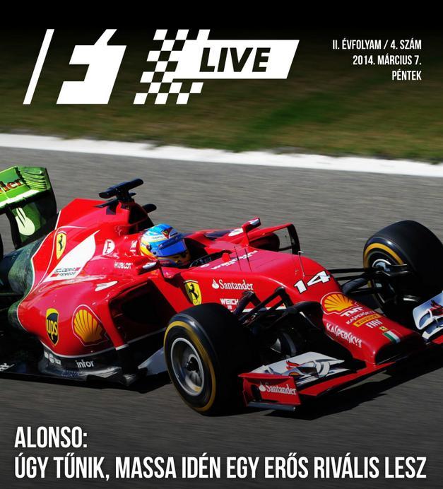 Táblamagazin: Kezdődik a Forma-1 2014-es szezonja! Kalandra fel!