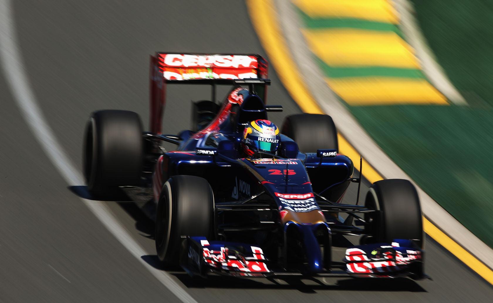 Ausztrál Nagydíj 2014: Kövesd ÉLŐBEN az idei év harmadik F1-es szabadedzését (4:00)