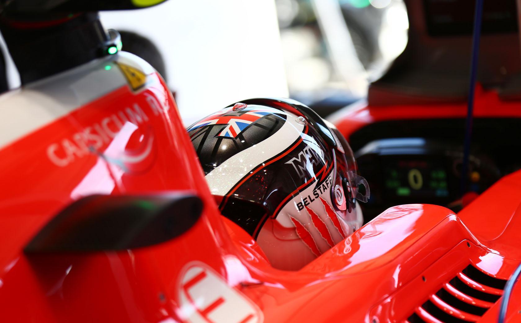 Chilton nagyon boldog, Grosjean nem éppen