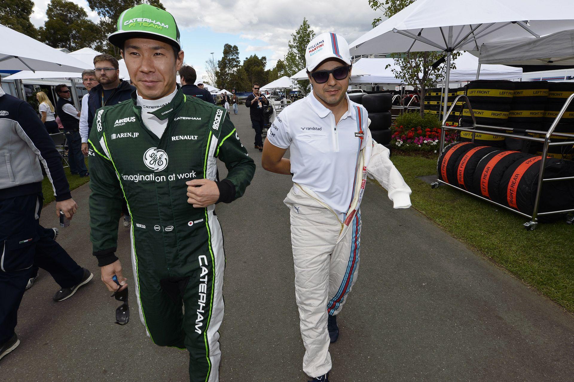 Massa 1 versenyes eltiltást követel Kobayashinak