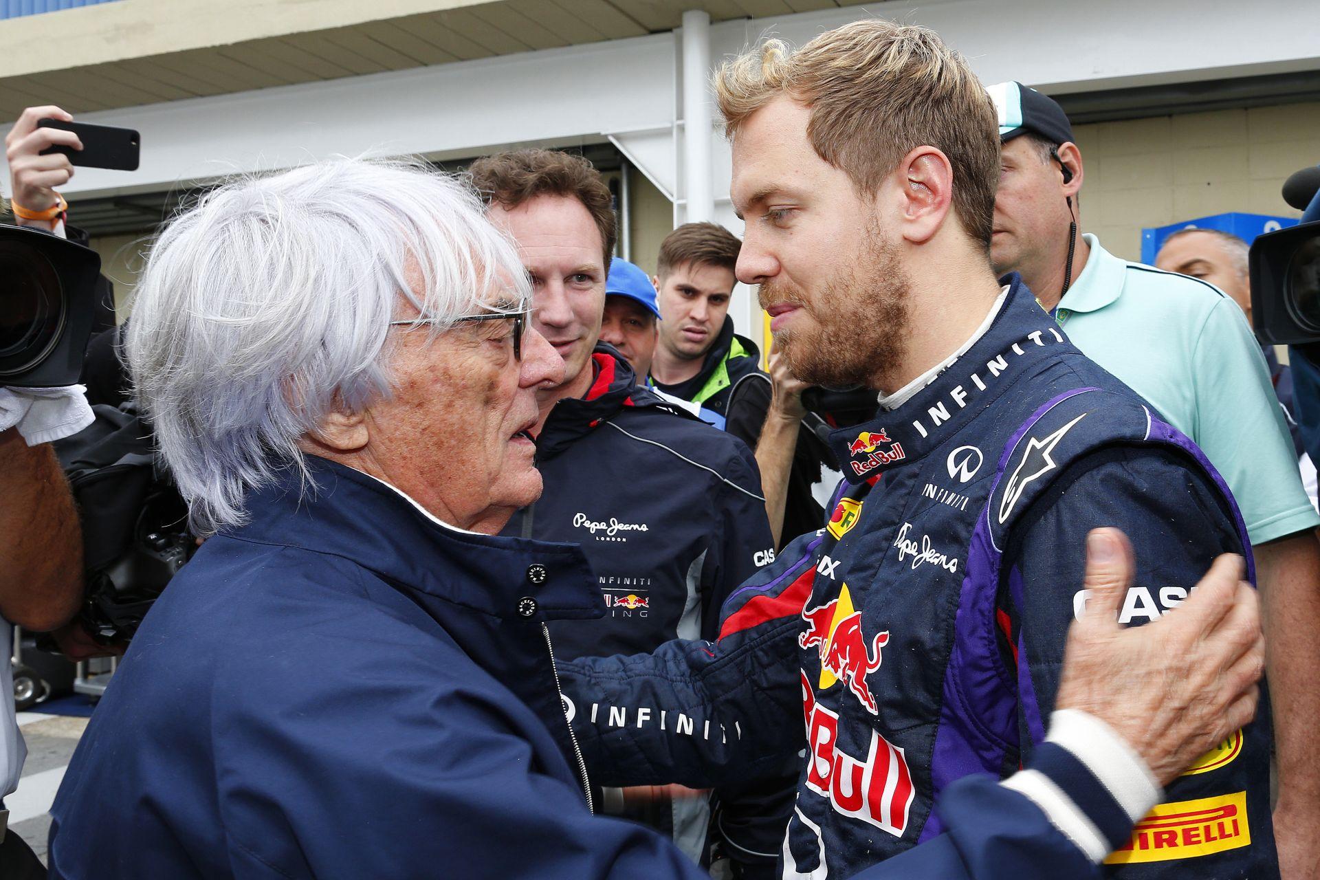 Ecclestone: Megérteném, ha a Red Bull elhagyná a Forma-1-et