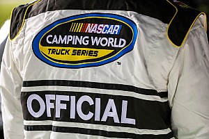 NASCAR Truck Breaking news Flight issues delay NASCAR officials, forces schedule changes