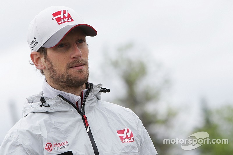 "Grosjean over NASCAR-dilemma: ""Debuteren op Watkins Glen of in 2017"""