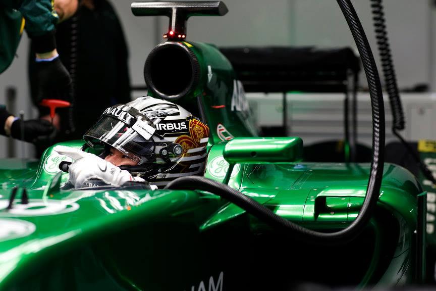 Olyan hangja van az F1-nek, mintha F3 lenne: Kobayashit ez sem zavarja