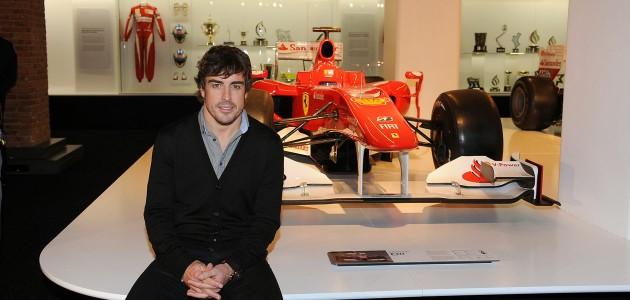 Alonso: értelmet nyert az a sok doboz a garázsból