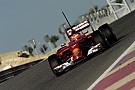 A Mercedes simán vált, Raikkönen forgatja a gépet, a Red Bull a Renault kezében van