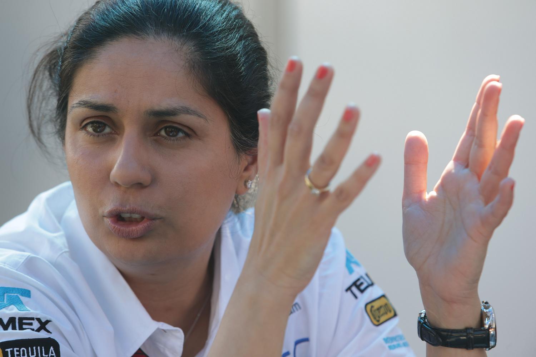 Az oroszok eltávolítják a Sauber női csapatfőnökét?