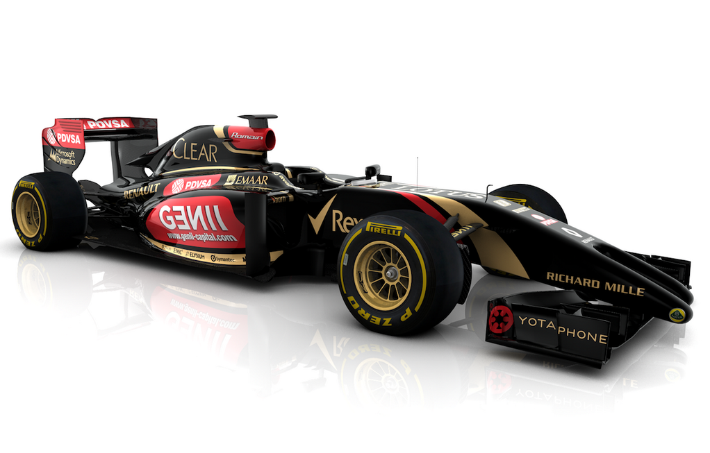 A Lotus túl hamar leplezte le az új autóját?