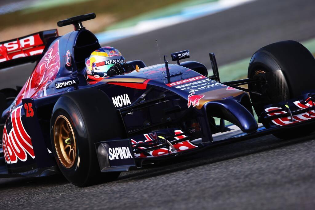 Massa videója a tesztről: Testközelből az F1-es autók – az új V6-os