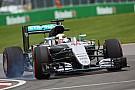Pole-Position für Lewis Hamilton beim Kanada-Grand-Prix der Formel 1