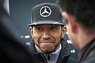 """Lewis Hamilton: """"Op een dag ga ik voor Hollywood"""""""