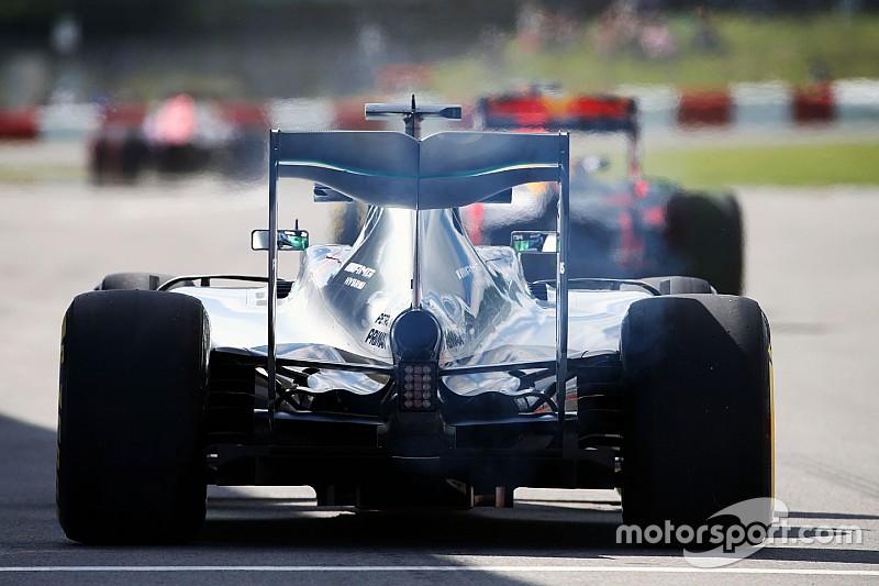 Ali flessibili: anche la Mercedes le avrà a partire dall'Austria