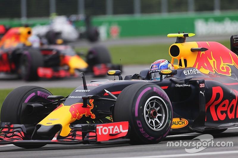 """Verstappen over actie van Rosberg: """"Kon gewoon niet goed gaan"""""""