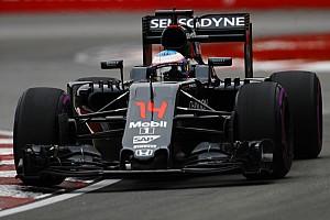 F1 レースレポート マクラーレン「忘れたいような1日だった」