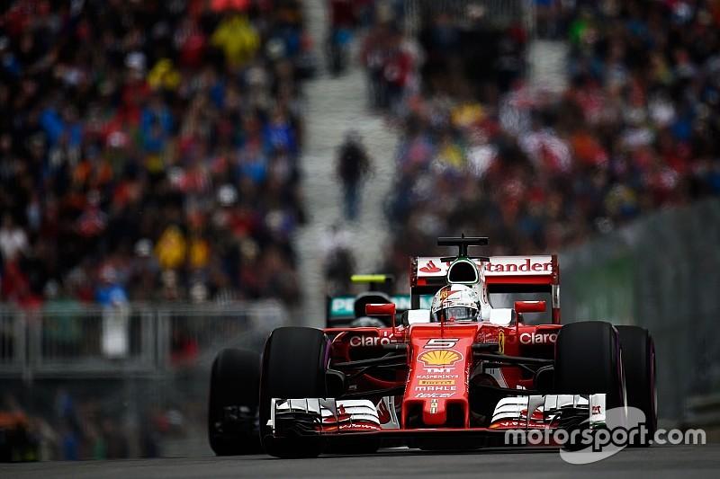 Mercedes no tiene claro que pudiera ganar a Ferrari por ritmo