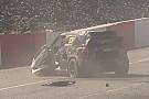 World Rallycross Nagy baleset WRX versenyén: a tetőn csúszott, majd jött az újabb borulás