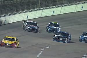 NASCAR BRÉKING Tömegbaleset a NASCAR-ban: 13 autó ütközött