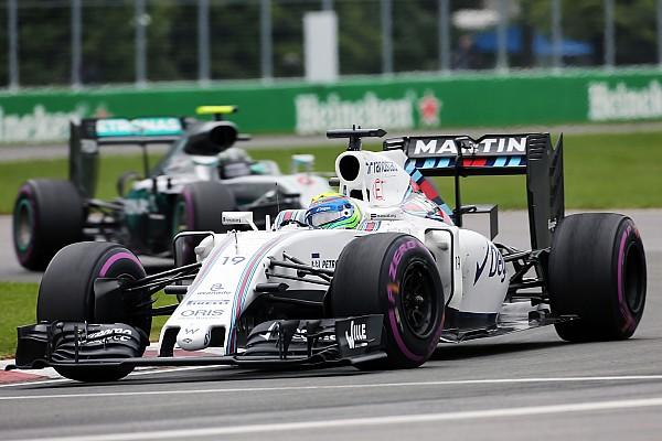 La columna de Massa: accidentes y regresos en Canadá